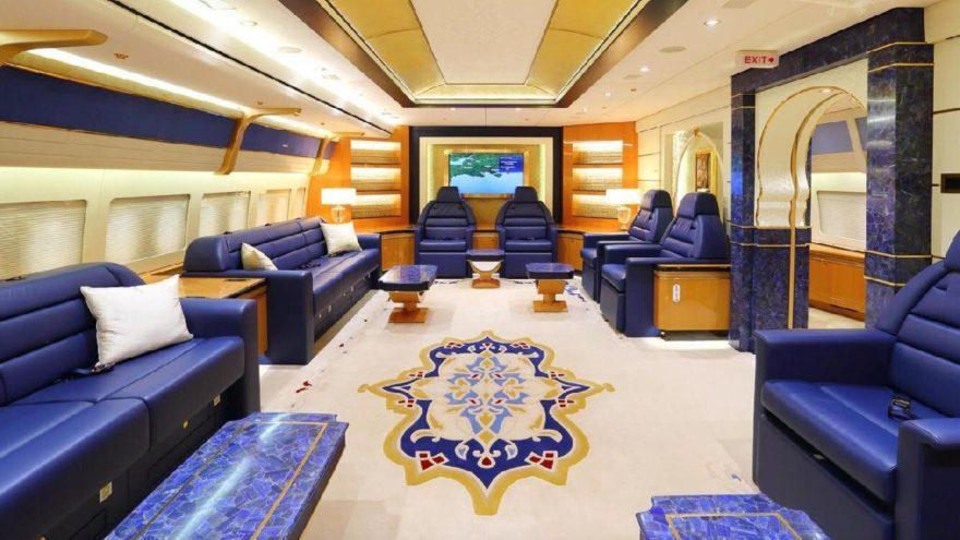 Erdoğan, VIP uçakla ilgili ilk kez konuştu
