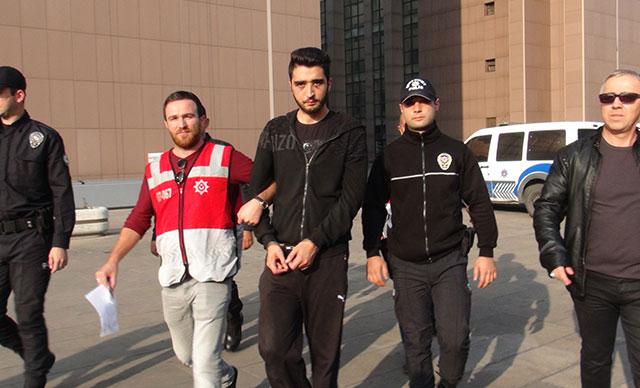 Bakırköy'de dehşet saçan kişi tutuklandı
