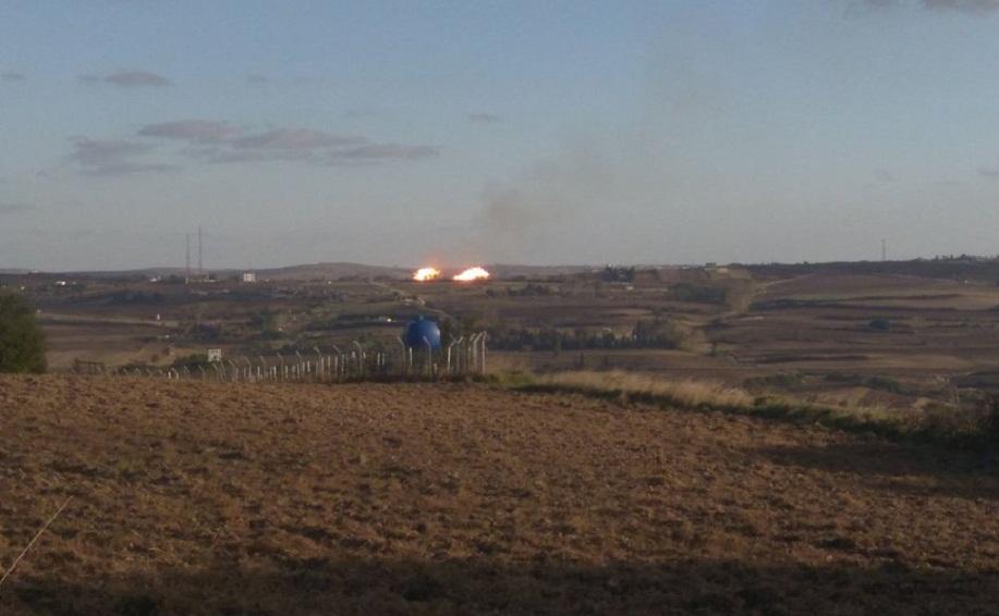 İstanbul Silivri'de doğalgaz patlaması