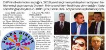BİR MANİFESTO DA SOLDA BİRLİK'TEN