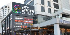 Esenyurt'un gözbebeği City Center Outlet AVM