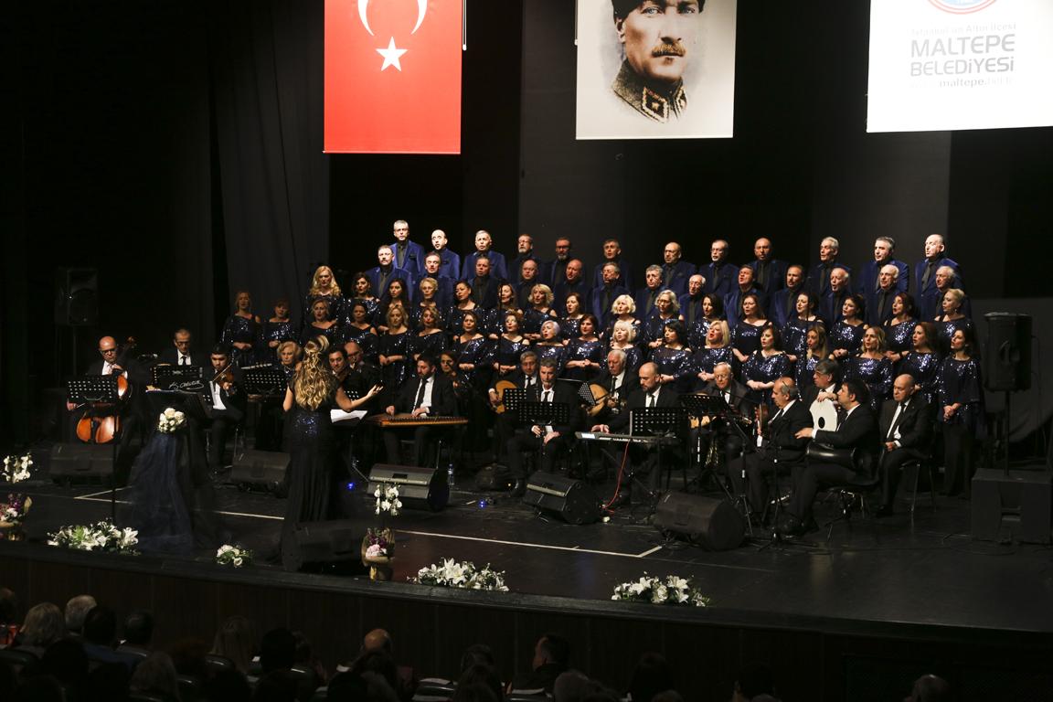 UNUTULMAZ AŞK ŞARKILARININ BESTECİSİ MALTEPE'DE ANILDI