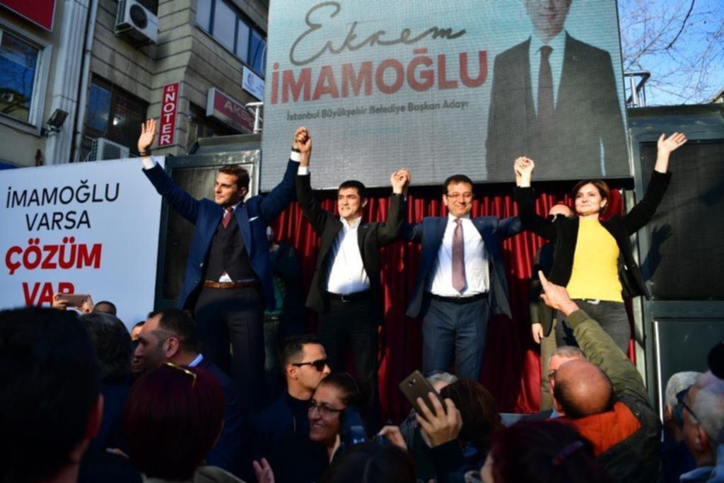 İMAMOĞLU: İSTANBUL'UN PARASINI İSTANBUL'A HARCIYORUM