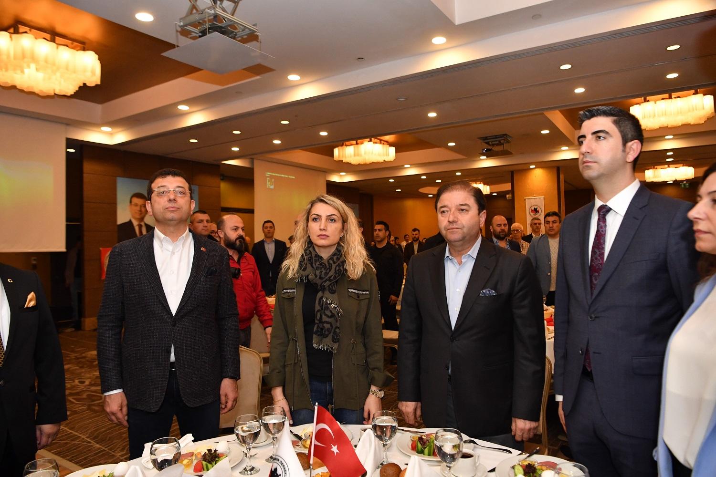 ORDULU KADINLAR 'ALİ KILIÇ İLE YOLA DEVAM' DEDİ