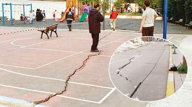 İstanbul neden çatlıyor? Depremle habercisi mi?