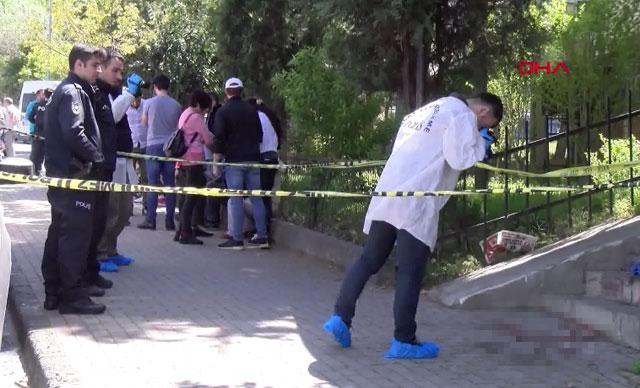 Küçükçekmece'de 2 emekli polis arasında silahlı çatışma: 1 ölü, 1 yaralı