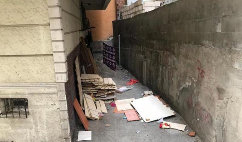 İstanbul'da korkunç olay! 5 yaşındaki çocuk kanlar içinde bulundu
