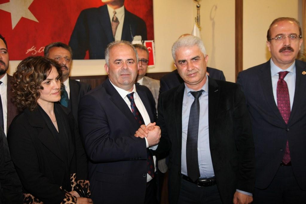 Çatalca Belediye Başkanlığı Devir Teslim Töreni Gerçekleşti
