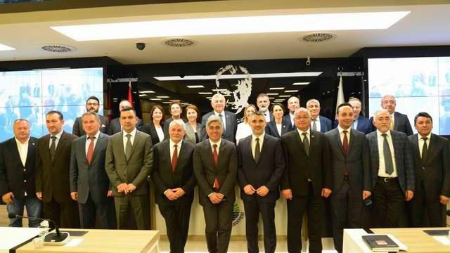 Sarıyer'de yeni dönemin ilk meclisi toplandı