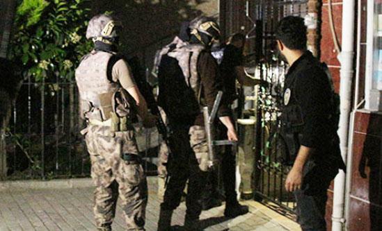 İstanbul'da uyuşturucu operasyonu: 80 gözaltı