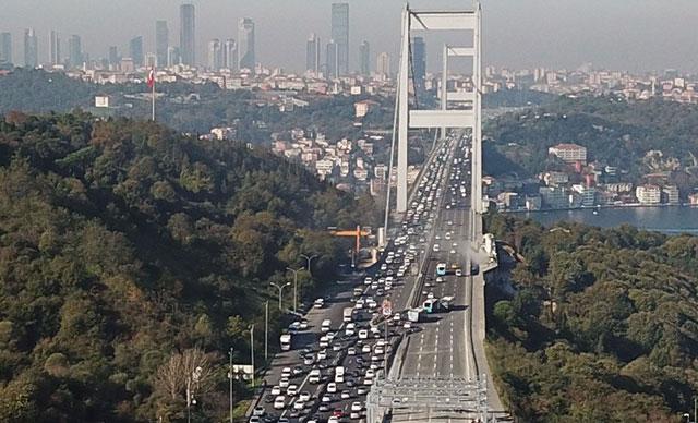 İBB'den köprü geçişlerine yeni düzenleme