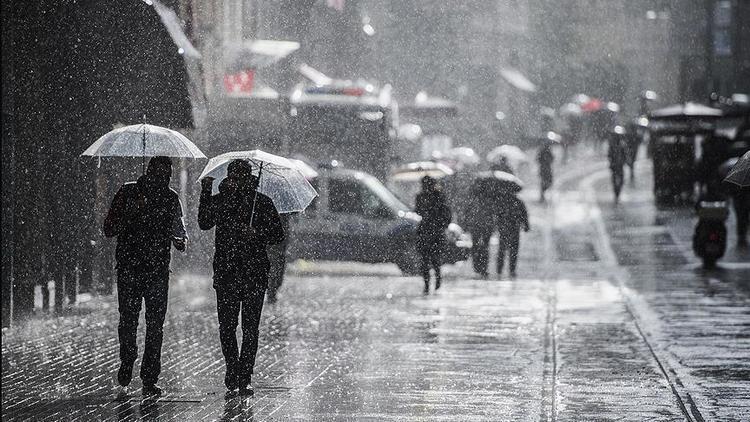 İstanbul'da yağış yarın sona erecek