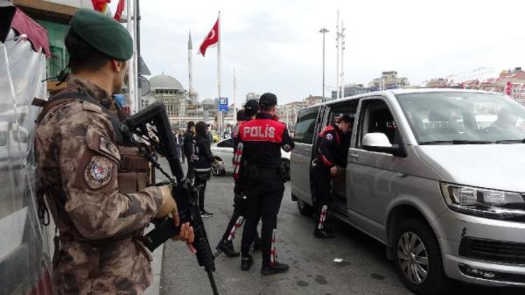 İstanbul'da 'Kurt Kapanı – 8' denetimi