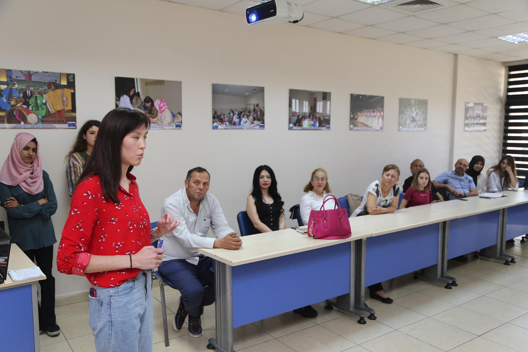 Büyükçekmece Belediyesi AIESEC üyelerini ağırladı