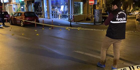 Önce bir iş yerine sonra polislere ateş açtılar: 2 yaralı