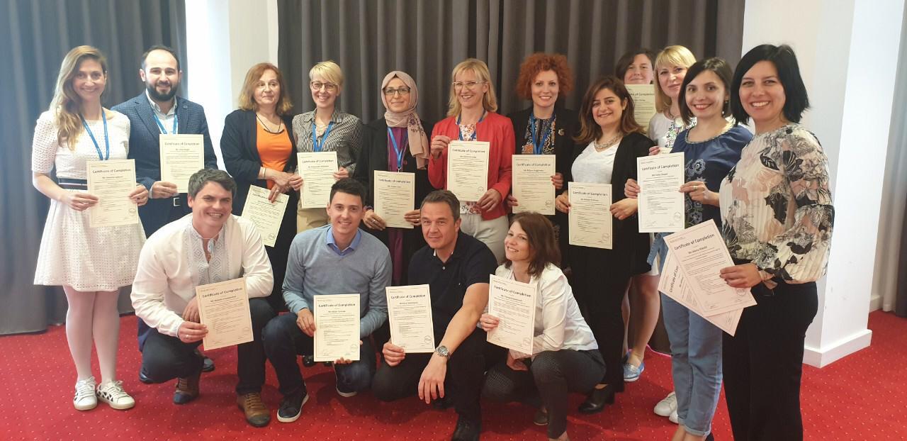 Toplumsal Cinsiyet Eşitliği Ohrid'de konuşuldu