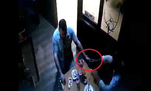 Avcılar'da restorandaki uyuşturucu alışverişi