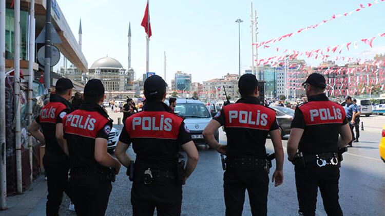 İstanbul'da 'Kurt Kapanı 2019-9' uygulaması