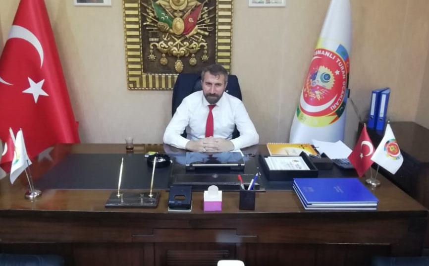 Osmanlı Turan Ocakları Ş.urfa açılışı kuran tilaveti ile yapıldı