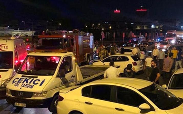 Karı-koca yarışı İstanbul'u savaş alanına çevirdi!