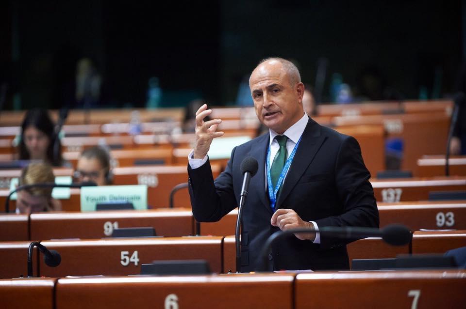 Başkan Akgün, Oslo'da Türkiye'yi temsil edecek