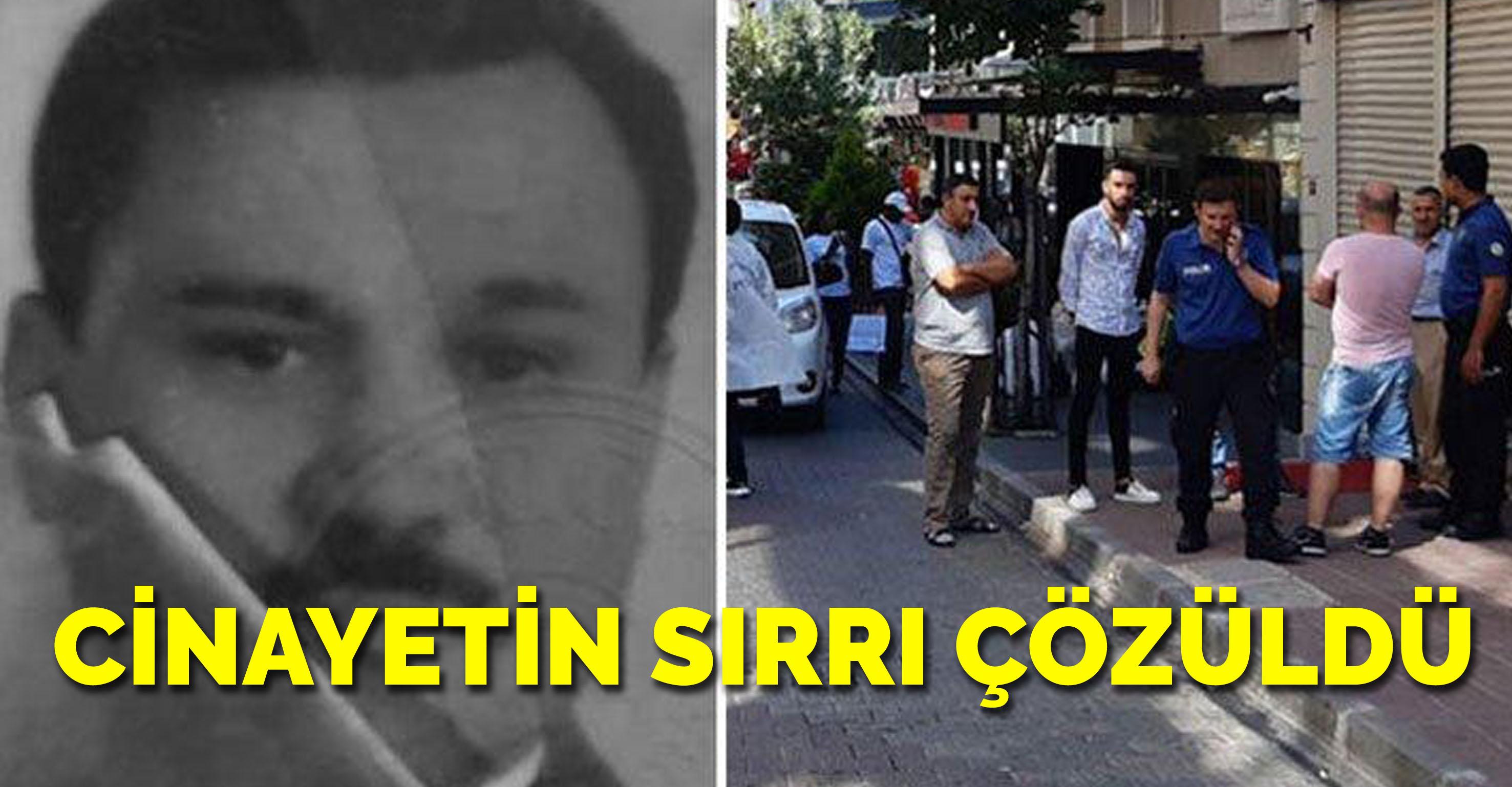 Fatih'te otel sahibinin çalışanları tarafından gasp için öldürüldüğü ortaya çıktı