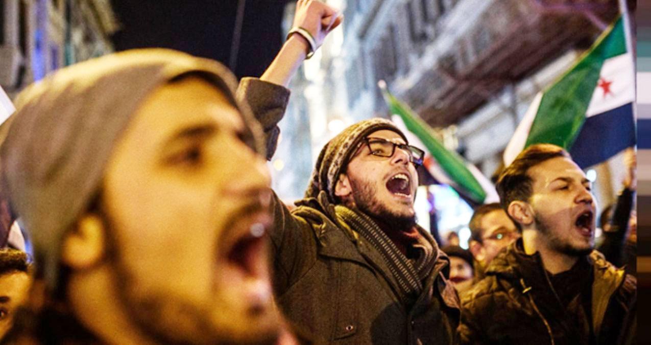 Suriyeliler eylem yapacak!