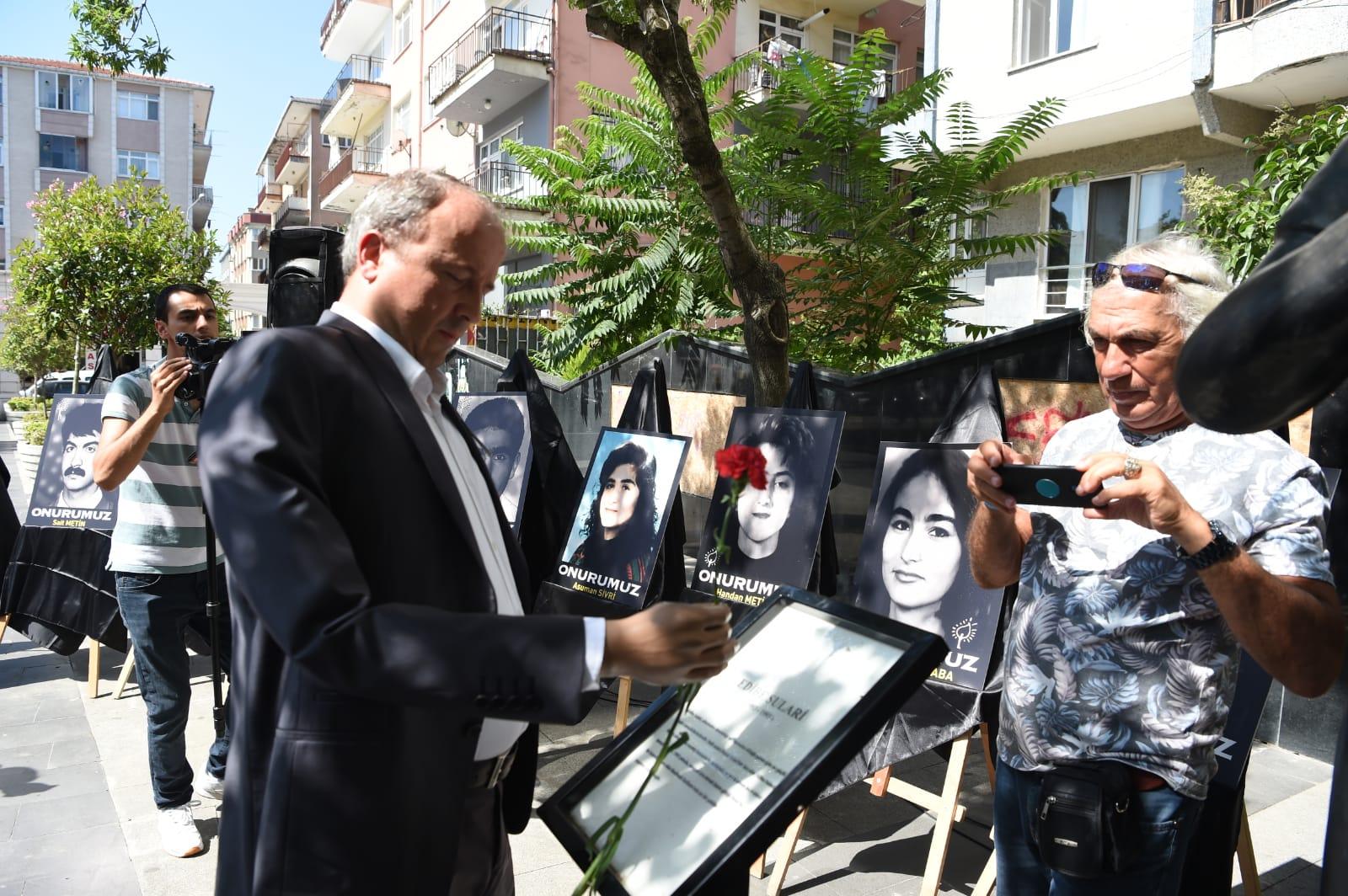 """Turan Hançerli: """"Sivas Katliamı tek kelimeyle vahşet"""""""