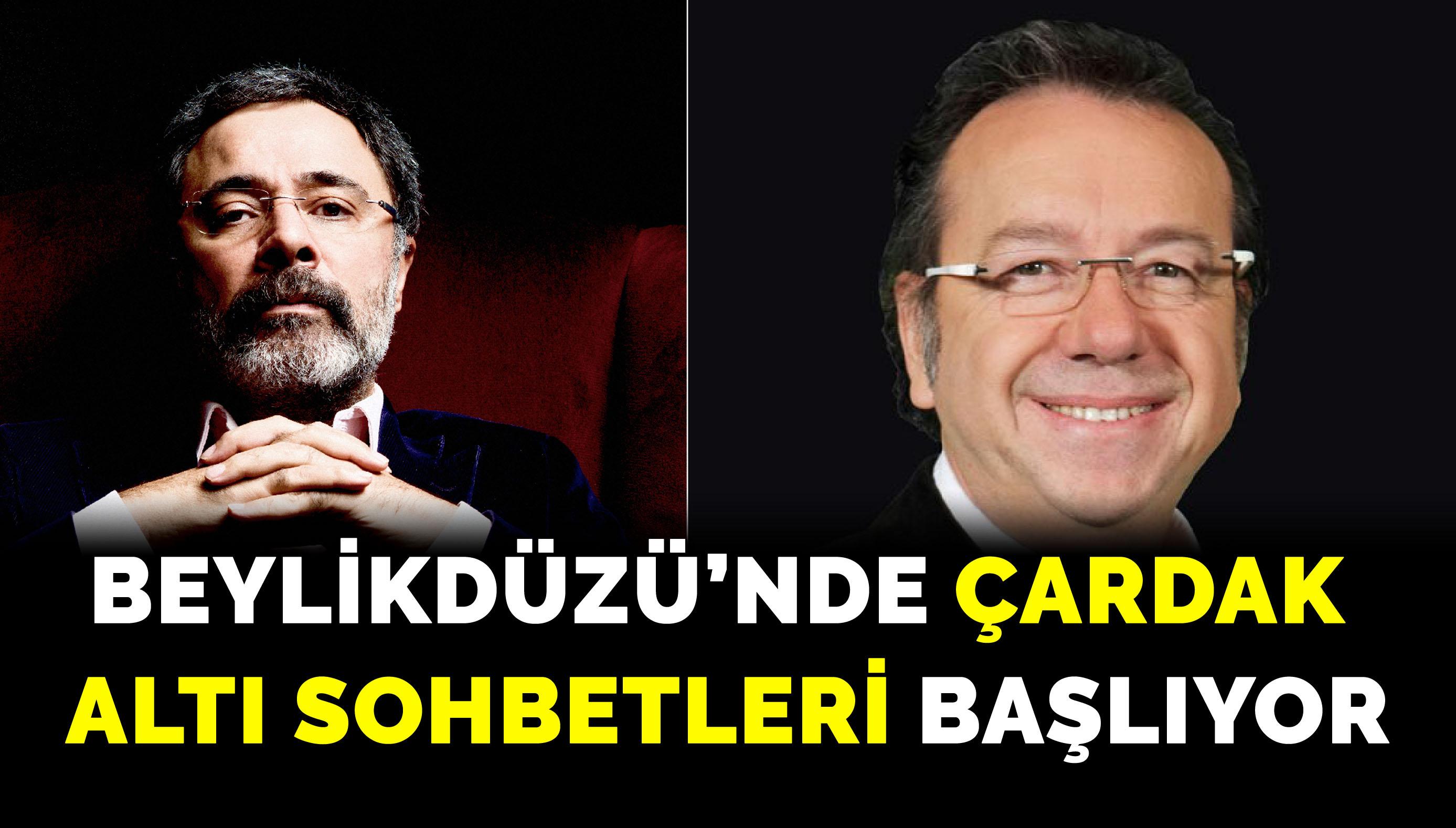 BEYLİKDÜZÜ'NDE ÇARDAK ALTI SOHBETLERİ BAŞLIYOR