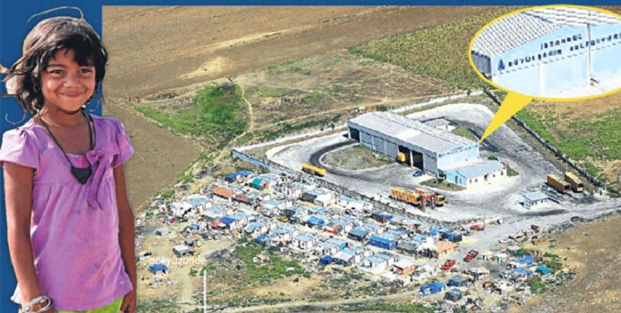 Silivri'de 500 kişi ölümle burun buruna yaşıyor!