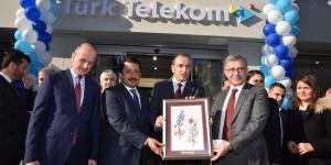 TÜRK TELEKOM'DAN ÜSKÜDAR'A YENİLİK
