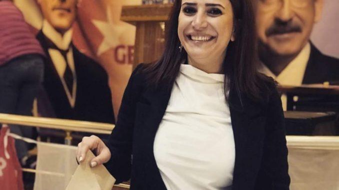 CHP Avcılar Kadın Kolları Başkan Yardımcısı Eda Adullahoğlu'ndan açıklama geldi!