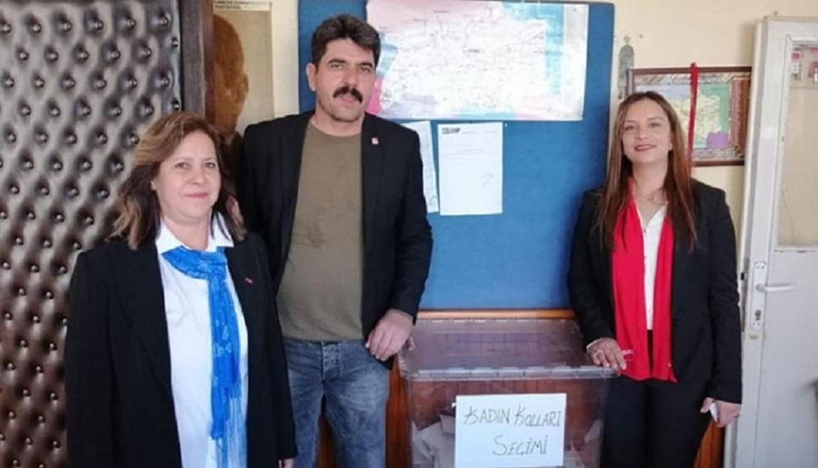 CHP Kadın Kolları seçimlerinde usulsüzlük iddiası!