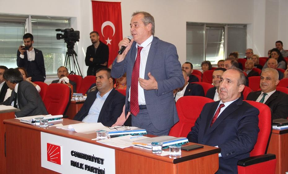 Mülayim Demirtaş: Peşkeş çekmeyi en iyi AK Partililer bilir