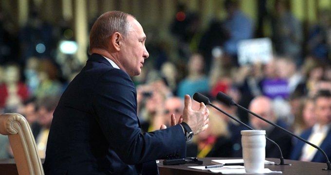 Putin, güvenlik konseyiyle yaptığı toplantıda Türkiye'yi suçladı