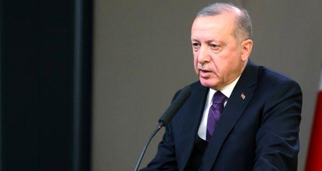 Cumhurbaşkanı Erdoğan'dan Fox Tv muhabirine sert tepki!