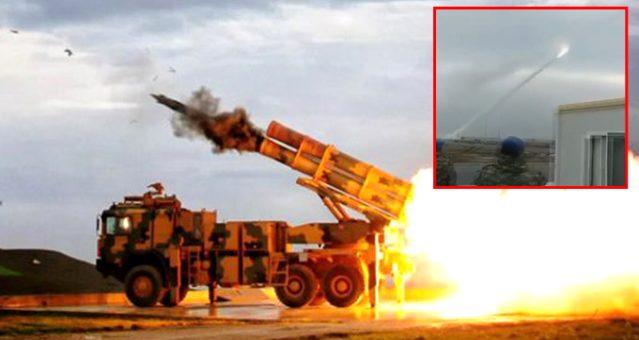 TSK'nın rejim unsurlarına ateş açma anı kameraya yansıdı