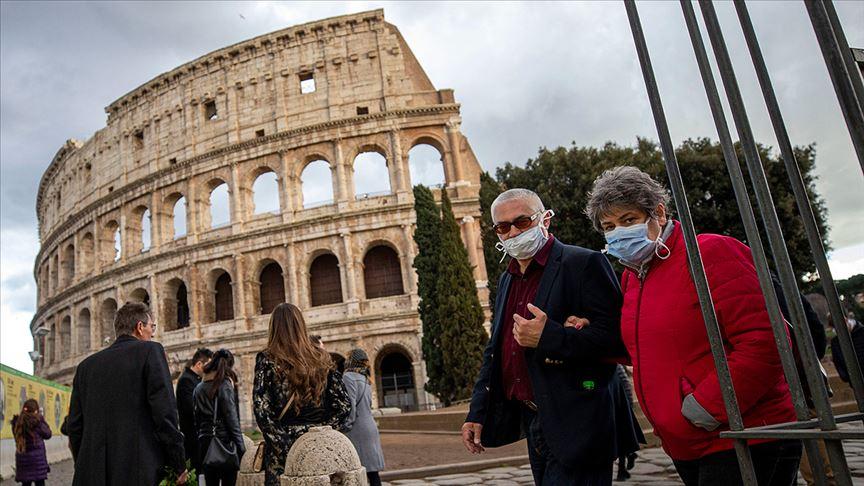 İtalya'da koronavirüsten ölenlerin sayısı 107'ye yükseldi
