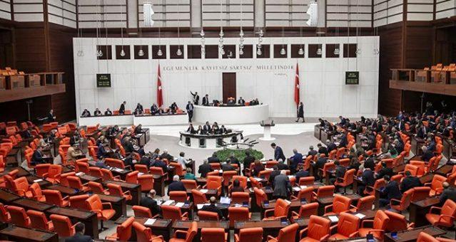 Meclis'teki Kapalı İdlib Oturumu Sona Erdi!