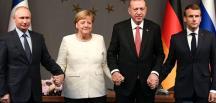 Merkel, Putin'in 4'lü Zirve Teklifini Reddettiğini Açıkladı!
