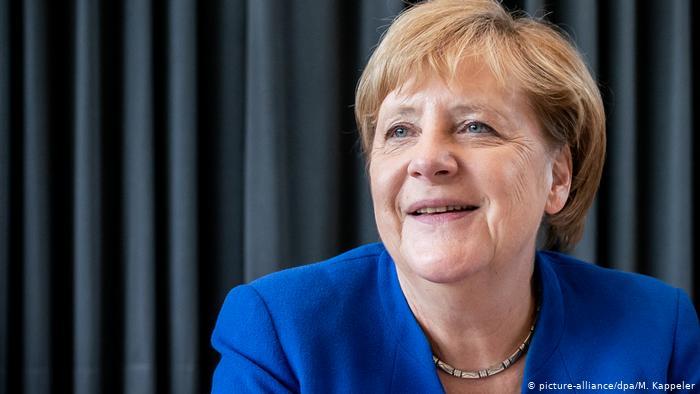 Merkel'den İdlib İçin Ateşkes Vurgusu!