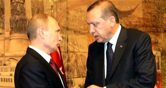 Cumhurbaşkanı Erdoğan ile Putin Görüşmesi Belli Oldu!
