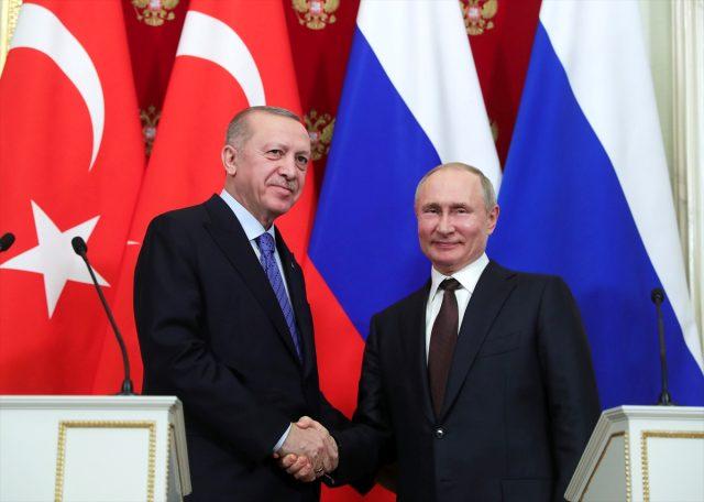 Türkiye ve Rusya anlaşmaya vardı!