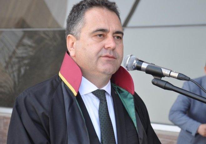Eski Baro Başkanı Aydın Özcan'dan 100'ncü yılında İzmir Duruşu açıklaması( Ece-İçmez Özel Haber)