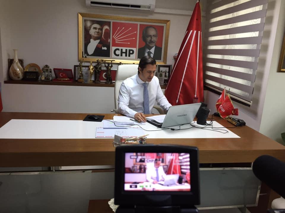 CHP İzmir'de Korona virüs Zirvesi Gerçekleşti!