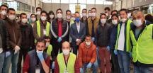 İzmir Büyükşehir Belediye Başkanı Mustafa Tunç Soyer Buca Gönüllülerine Teşekkür etti!