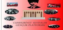 Cumhuriyet Sevdalısı Gençlik Platformu Yola Çıkıyor!