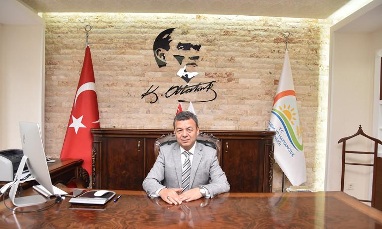 İzmir İl Tarım ve Orman Müdürlüğü'ne Mustafa Özen atandı( Ece İçmez Özel Haber)