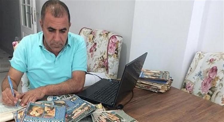 """Gazeteci Habib Babar'dan Karantina'da Kitap """"Hayatları Film"""""""