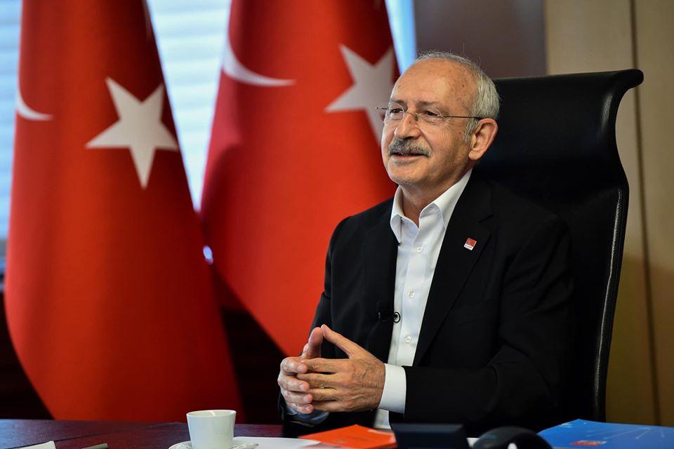CHP Lideri Kılıçdaroğlu'ndan Önemli Toplantı